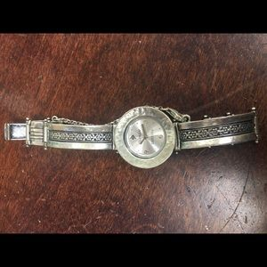 Silpada 925ss watch. NWOT
